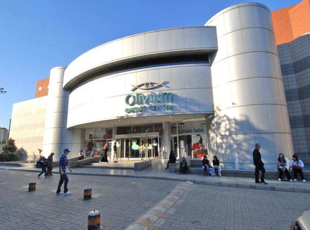 مرکز خرید اولیوم استانبول