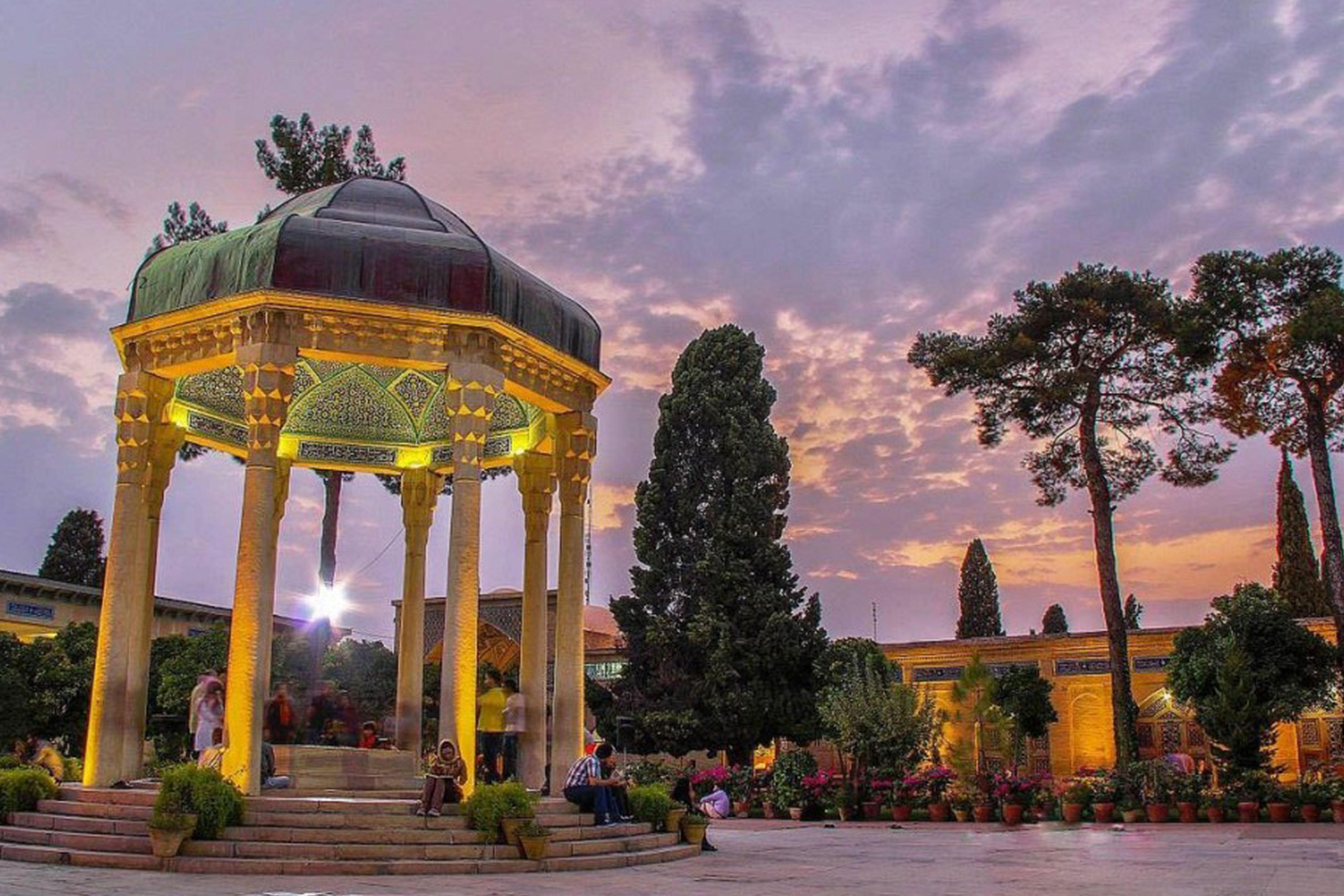 شیراز-دیدنی های تور شیراز