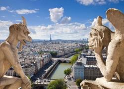هزینه سفر به فرانسه