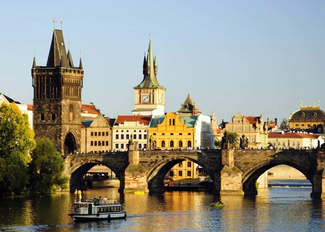 دیدنی های جمهوری چک