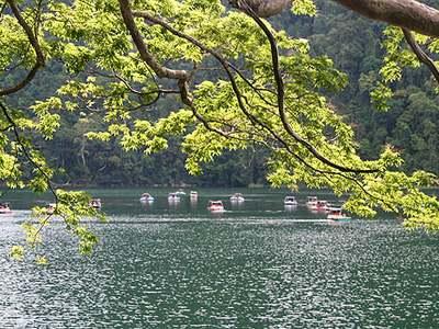 دریاچه پرگنانت میدن