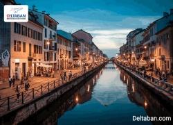 جاذبه های دیدنی شهر میلان