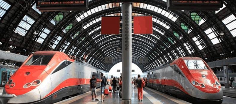 استفاده از وسایل حمل و نقل شهر میلان