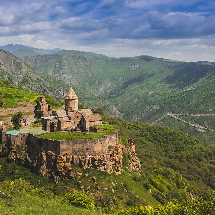 , صومعه تاتو – ارمنستان