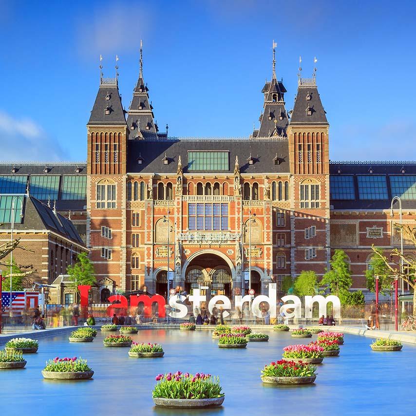, موزه آمستردام – هلند