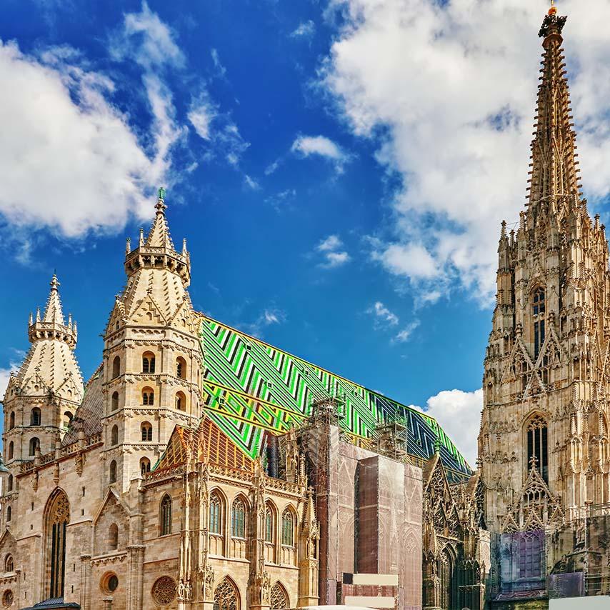 , کلیسای جامع سنت استفان – اتریش