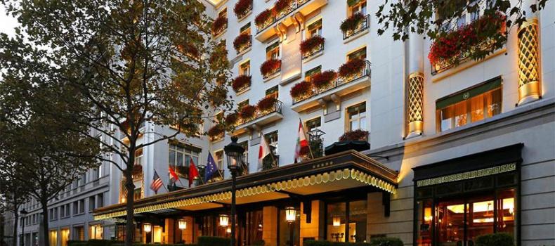 بهترین هتل های کشور فرانسه