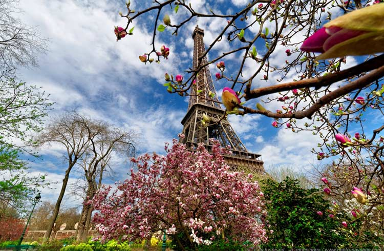آب و هوا فرانسه