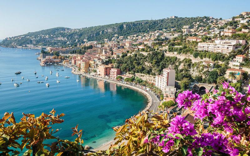 شهرهای توریستی فرانسه