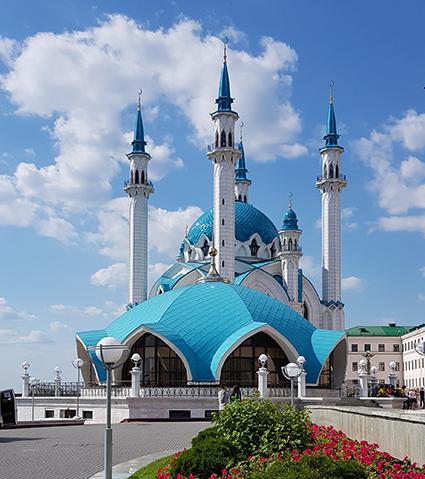 , مسجد قل شریف کازان