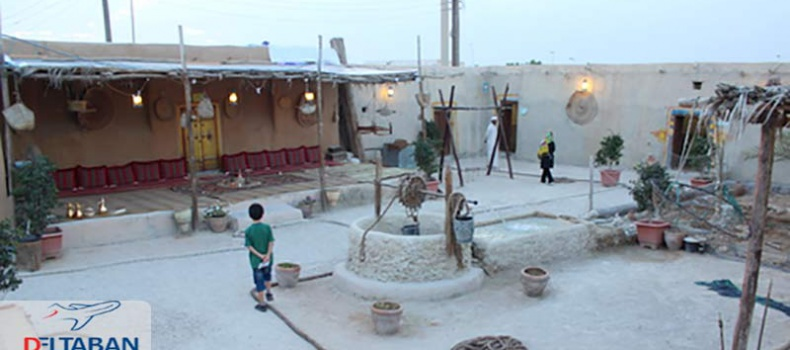 روستای باغو کیش