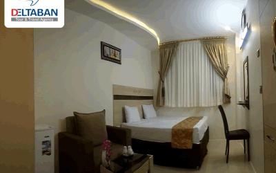 انواع هتل در مشهد