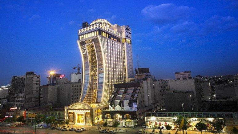 قیمت هتل در مشهد, قیمت هتل های مشهد