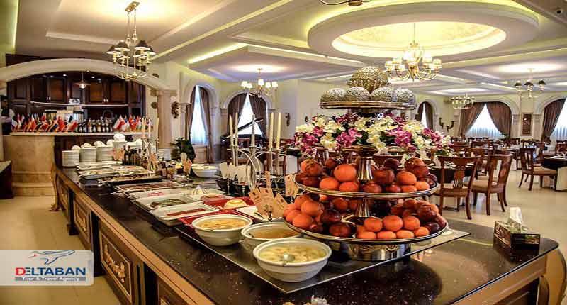 معرفی 10 رستوران برتر کیش