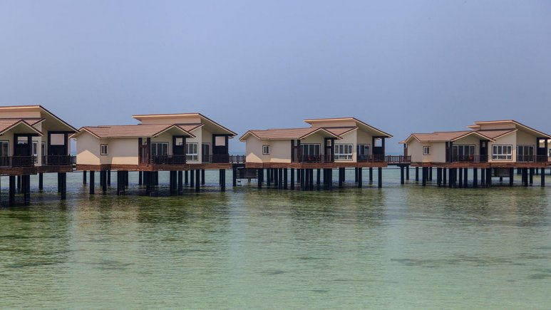 هتل ساحلی ترنج, هتل ساحلی ترنج