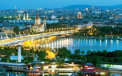 بهترین زمان مسافرت به اتریش