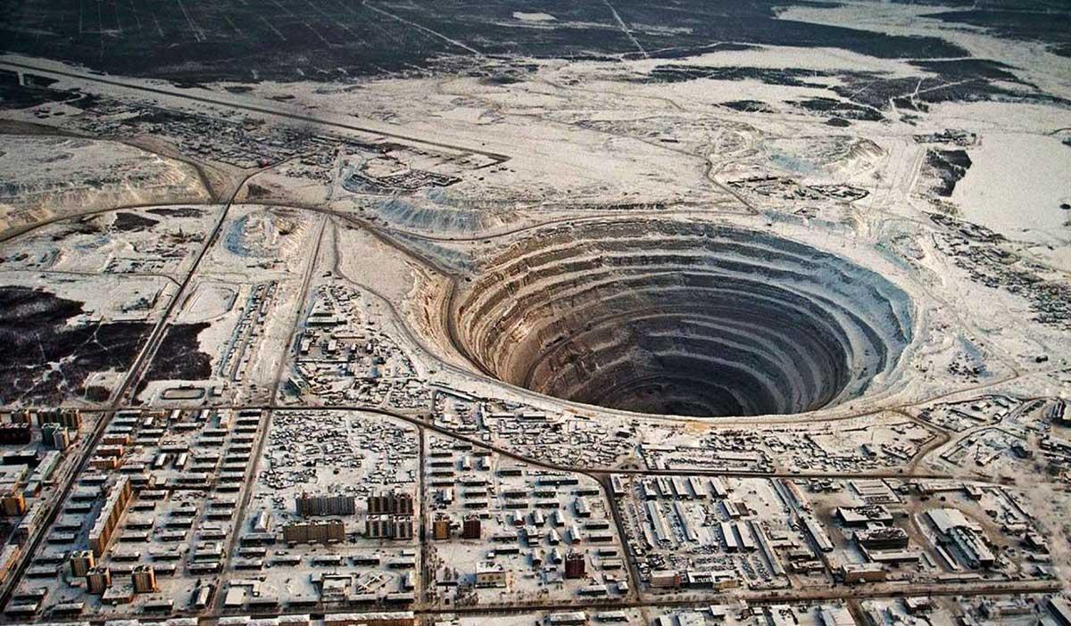 ترسناک ترین مکان های روسیه