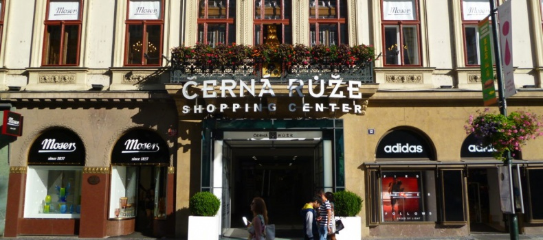 مراکز خرید جمهوری چک