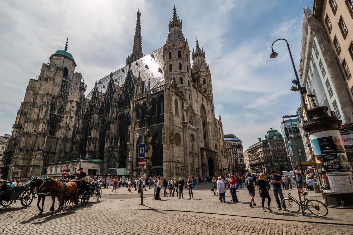 کلیساهای اتریش