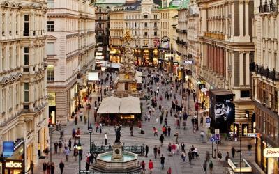 خیابان های معروف اتریش