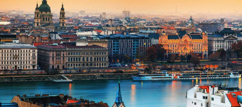 معماری مجارستان