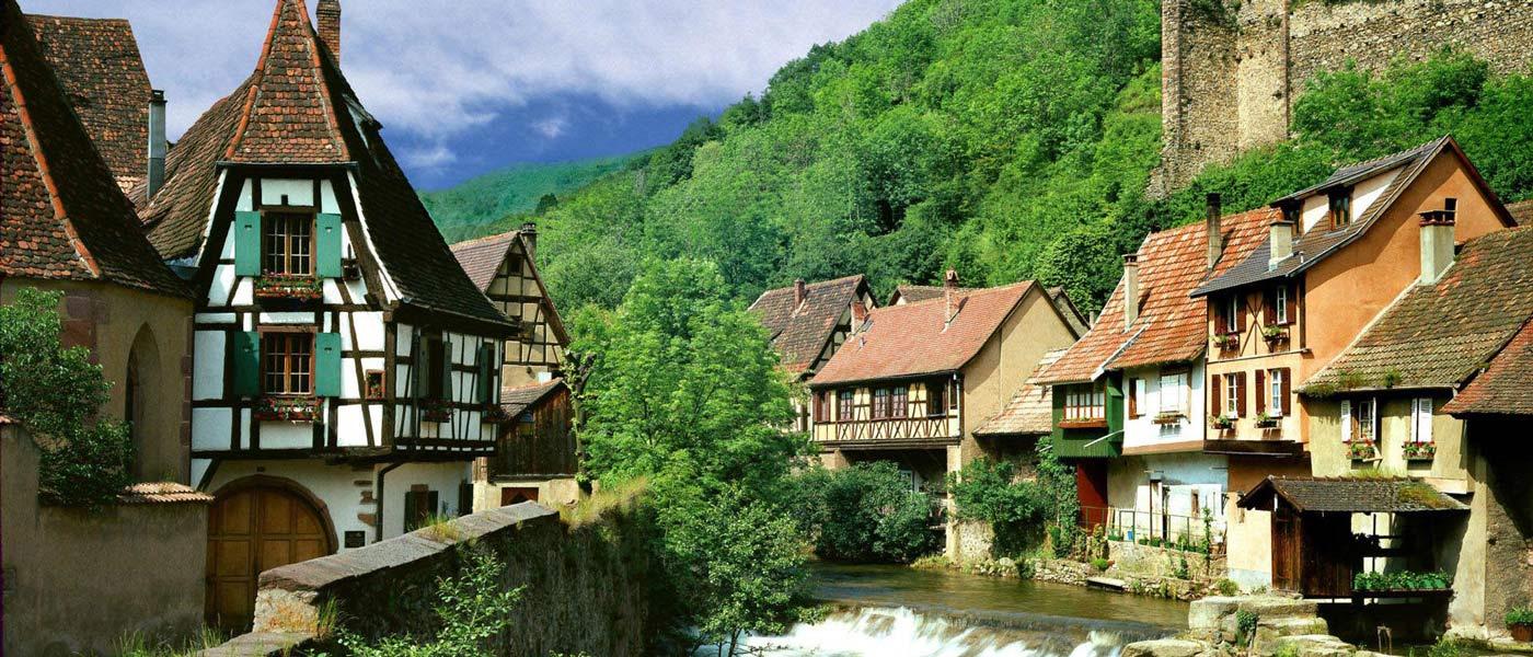 مکانهای گردشگری سوئیس