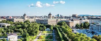 شهرهای اصلی اتریش
