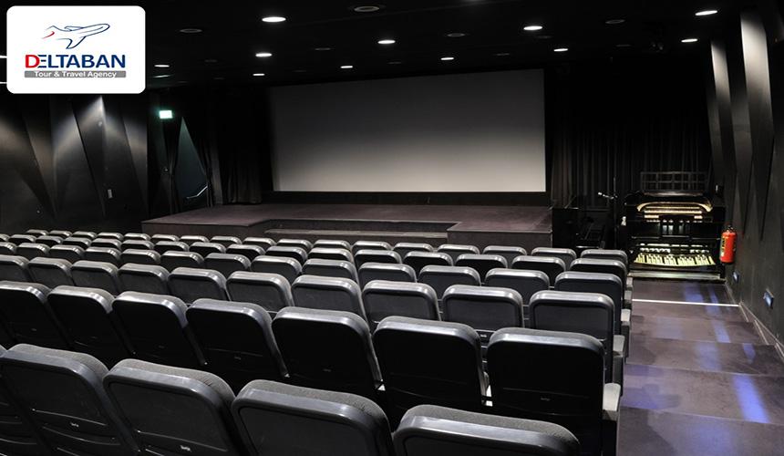 آشنایی با سینماها و تئاترهای شهر دوسلدورف آلمان