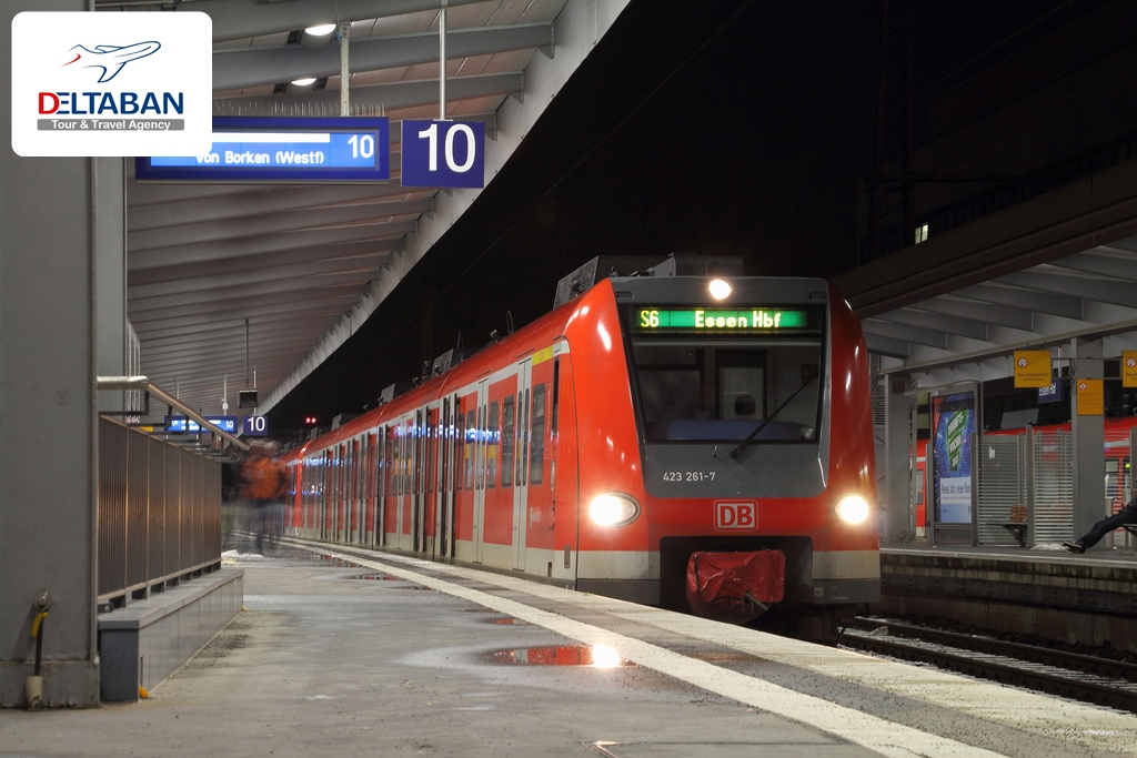 ایستگاه راه آهن هاپبانهوف دوسلدورف