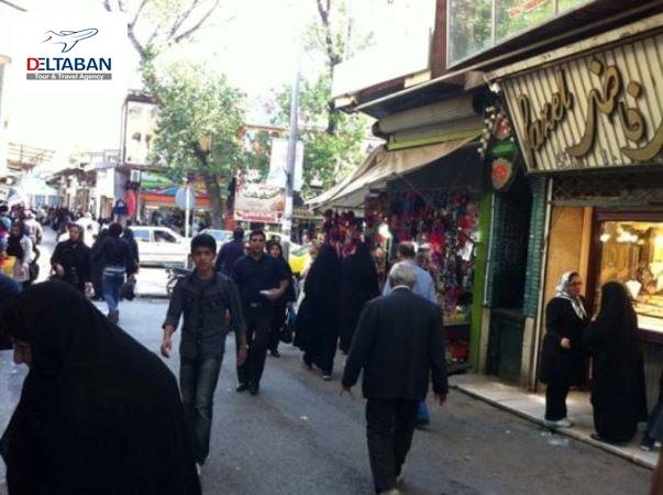 بازارهای شهر ساری