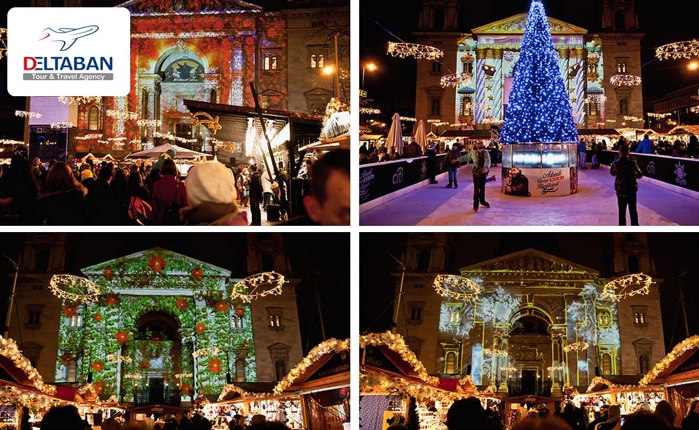 تور کریسمس بوداپست