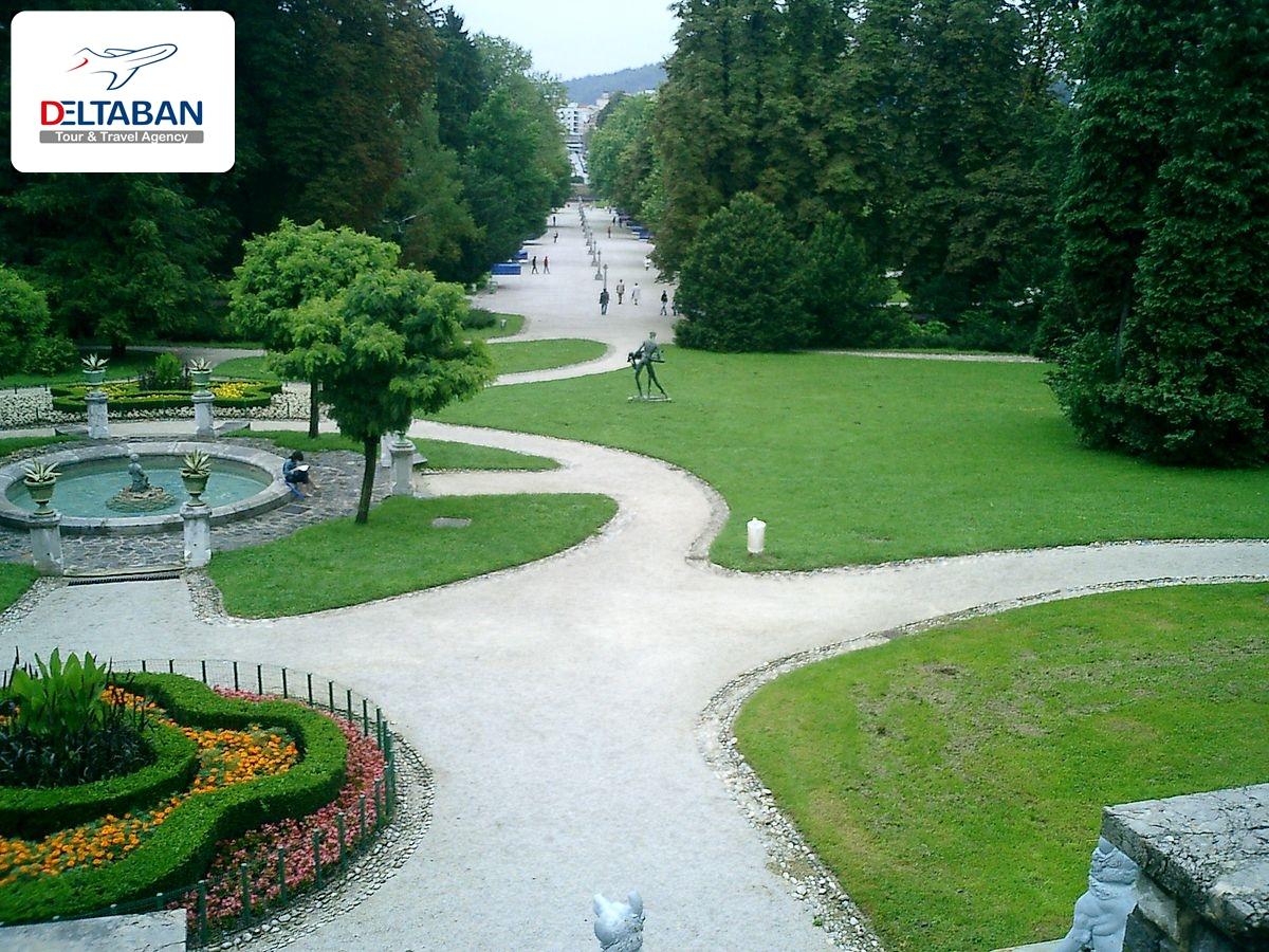 پارک قدیمی Tivoli