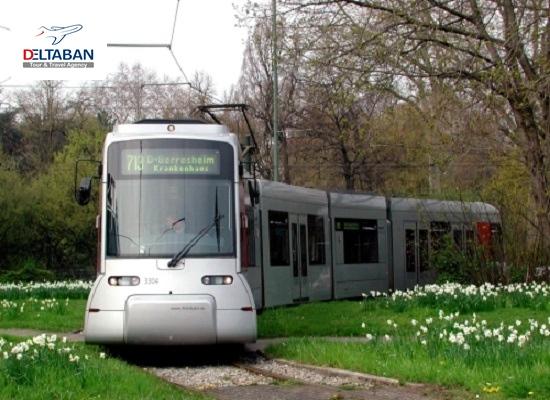 حمل و نقل عمومی دوسلدورف