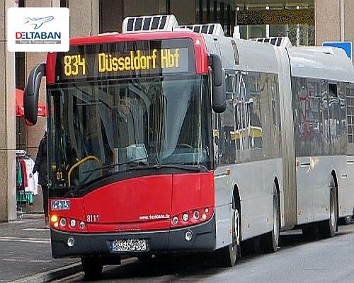 متروها در دوسلدورف