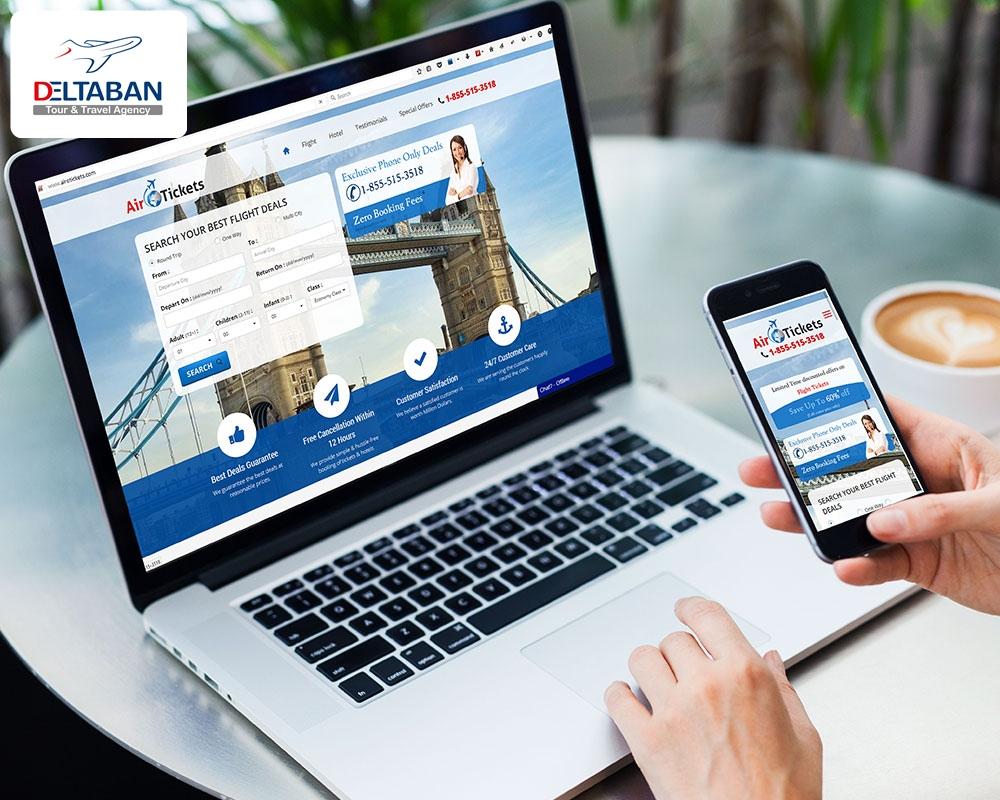 رزرو آنلاین بلیط هواپیما برای برلین