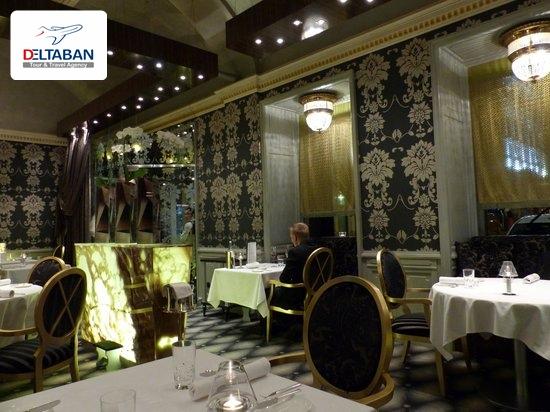 رستوران اونیکس بوداپست