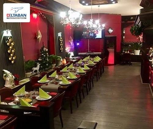 رستوران های ایرانی دوسلدورف  آلمان