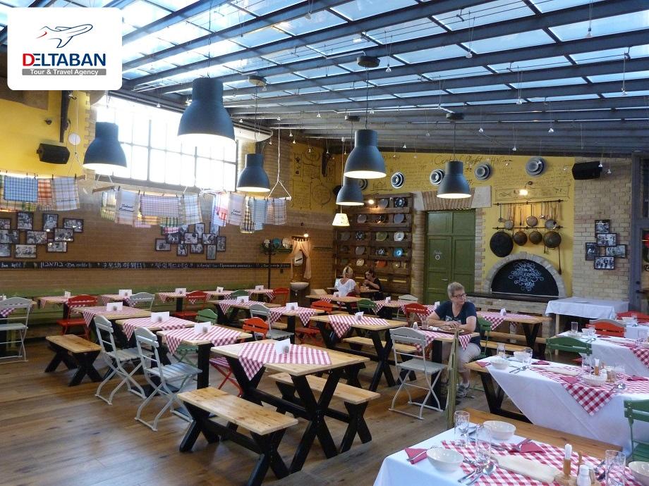 رستوران های شهر بوداپست