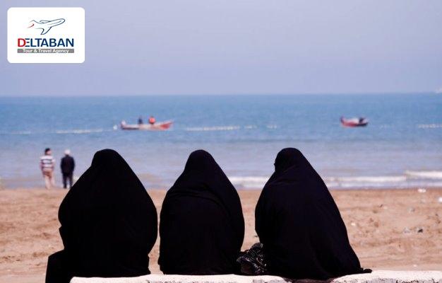 ساحل خزرآباد ساری