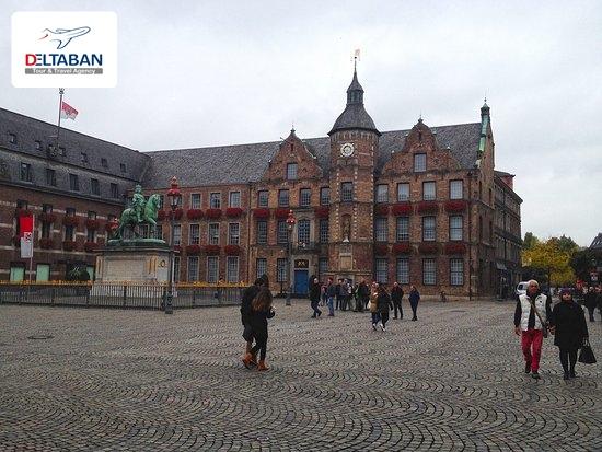 سفر به دوسلدورف