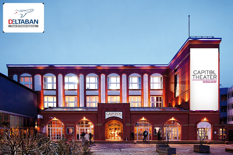 سینماهای دوسلدورف