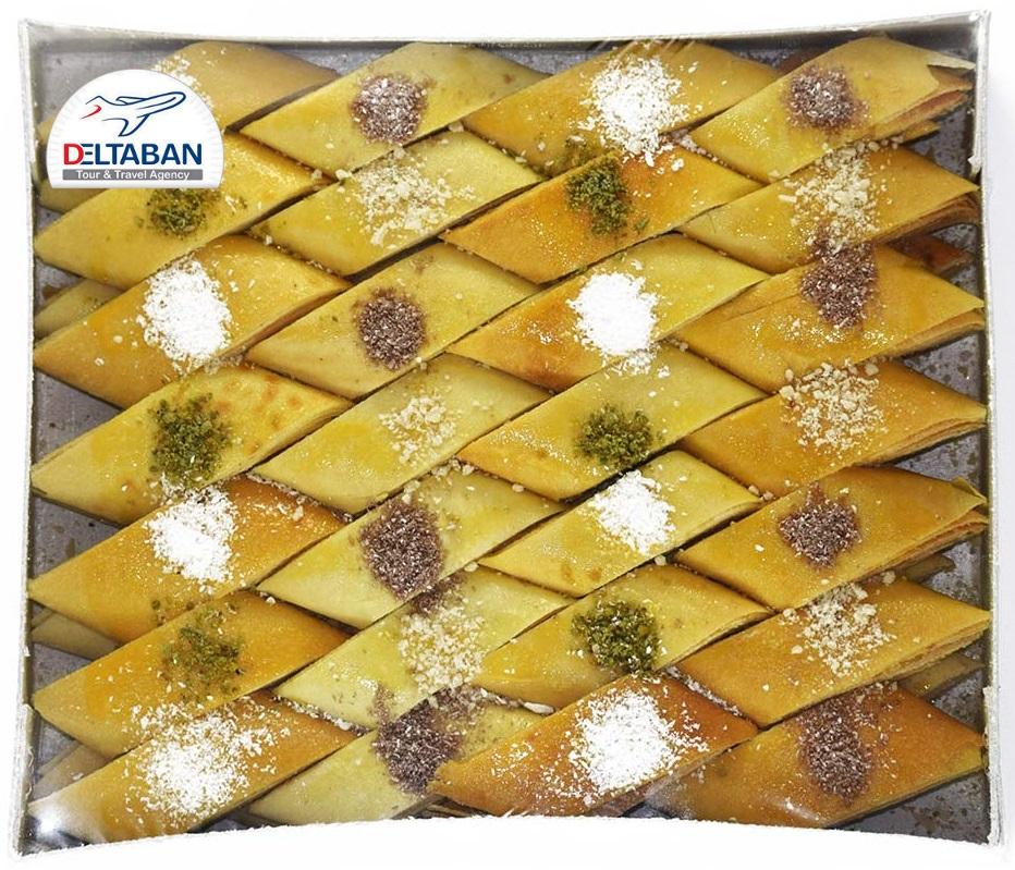 شیرینی کاک کرمانشاه