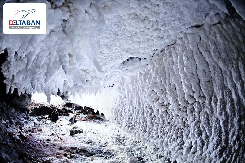 غار نمکدان