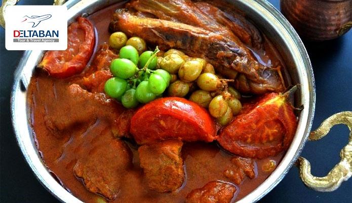غذاهای شهر همدان
