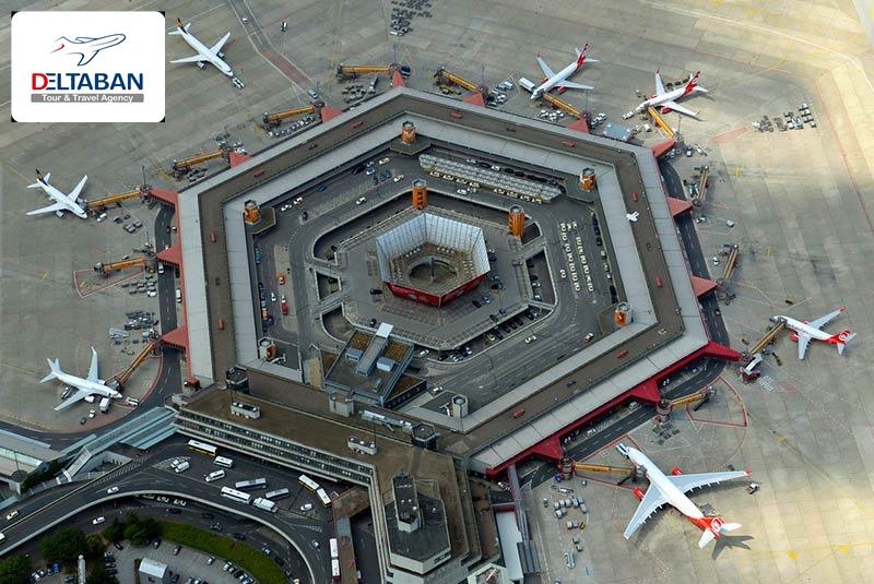 فرودگاه بین المللی برلین تگل