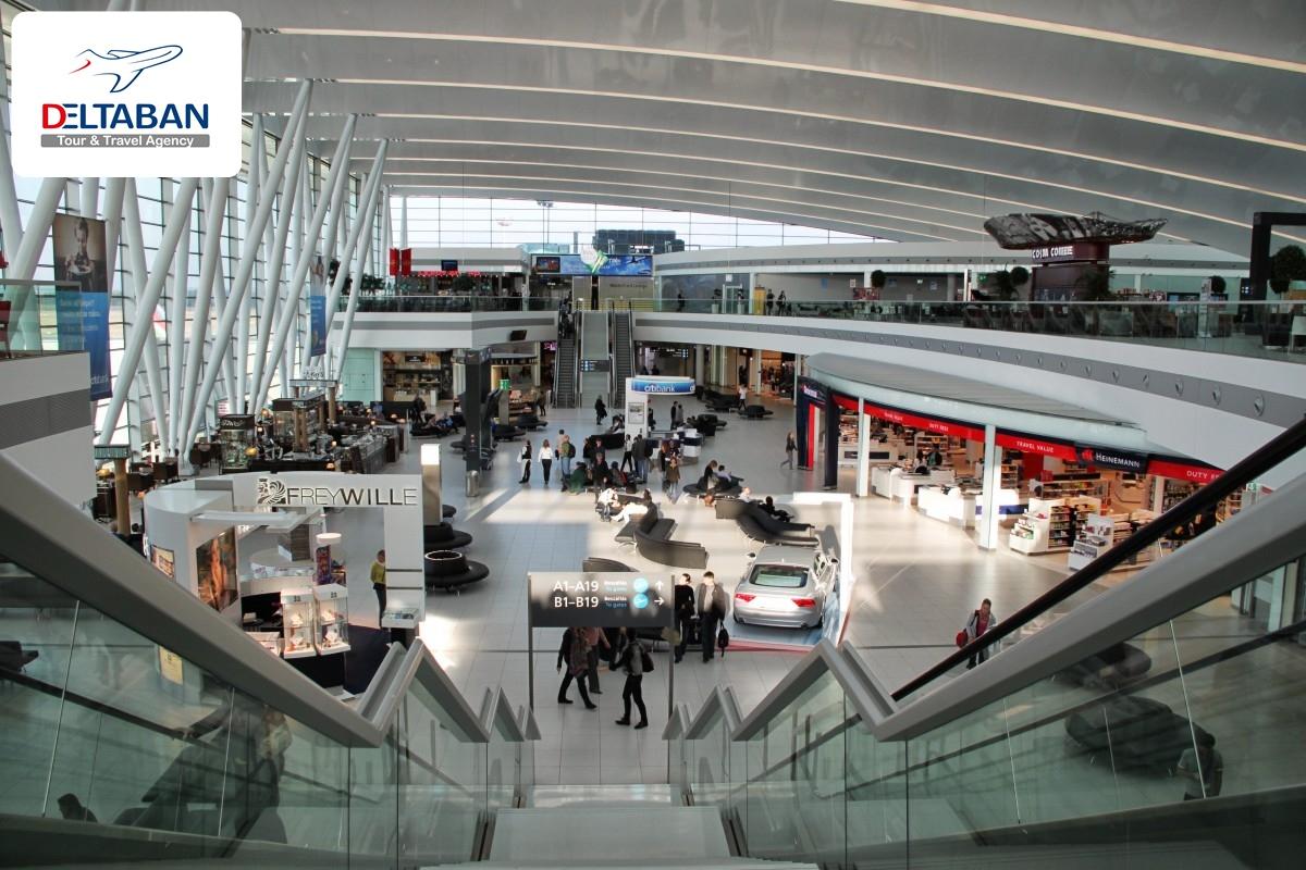 فرودگاه بین المللی شهر بوداپست
