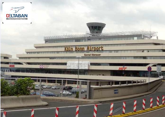 معرفی فرودگاه کلن
