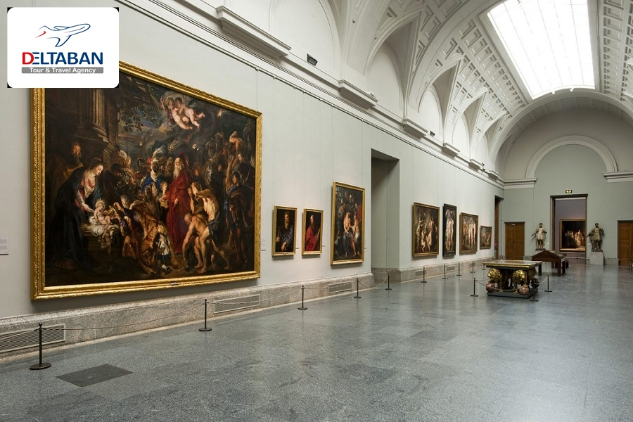موزه پرادو مادرید