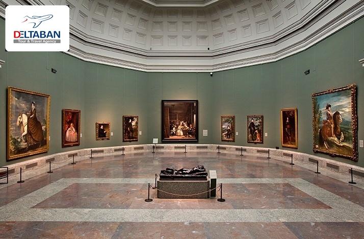 موزه پرادو مادرید اسپانیا