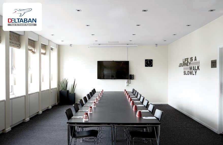 برگزاری جلسات کاری در هتل اسکوئر کپنهاگ